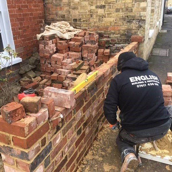 Repointing Lime Mortar Bedford