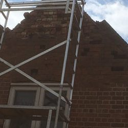 chimney repointing in Cambridge