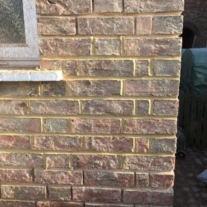 Traditional Lime Repointing Ware