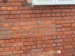 Brick Repair & Repointing Company Peterborough