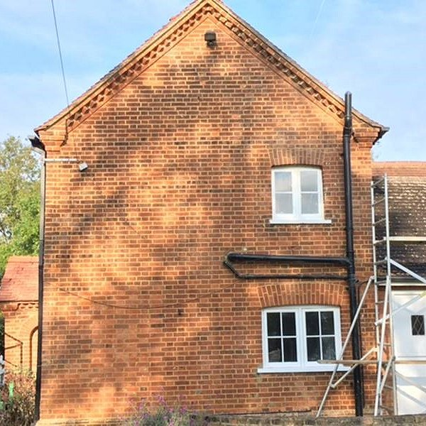 Cambridge Lime Repointing