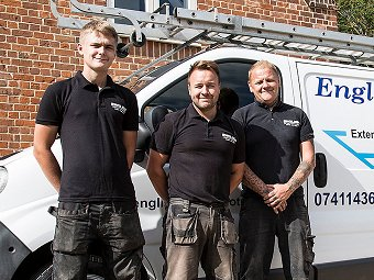 Repointing Team